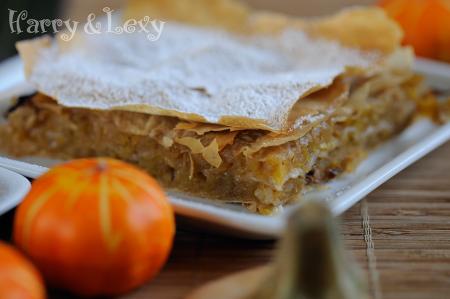 pumpkin pastry