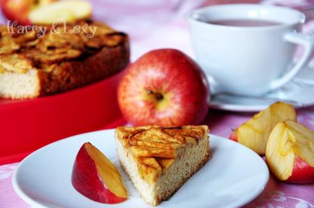 Easy Apple Cake Recipe Harry Amp Lexy S Workshop