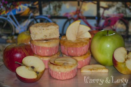 Quick Apple Muffins