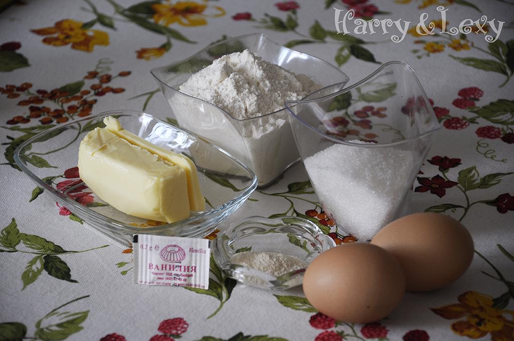 Raspberry Cream Cake Ingredients