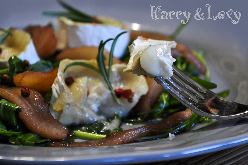 pear-and-rocket-salad-with-goats-cheese-recipe