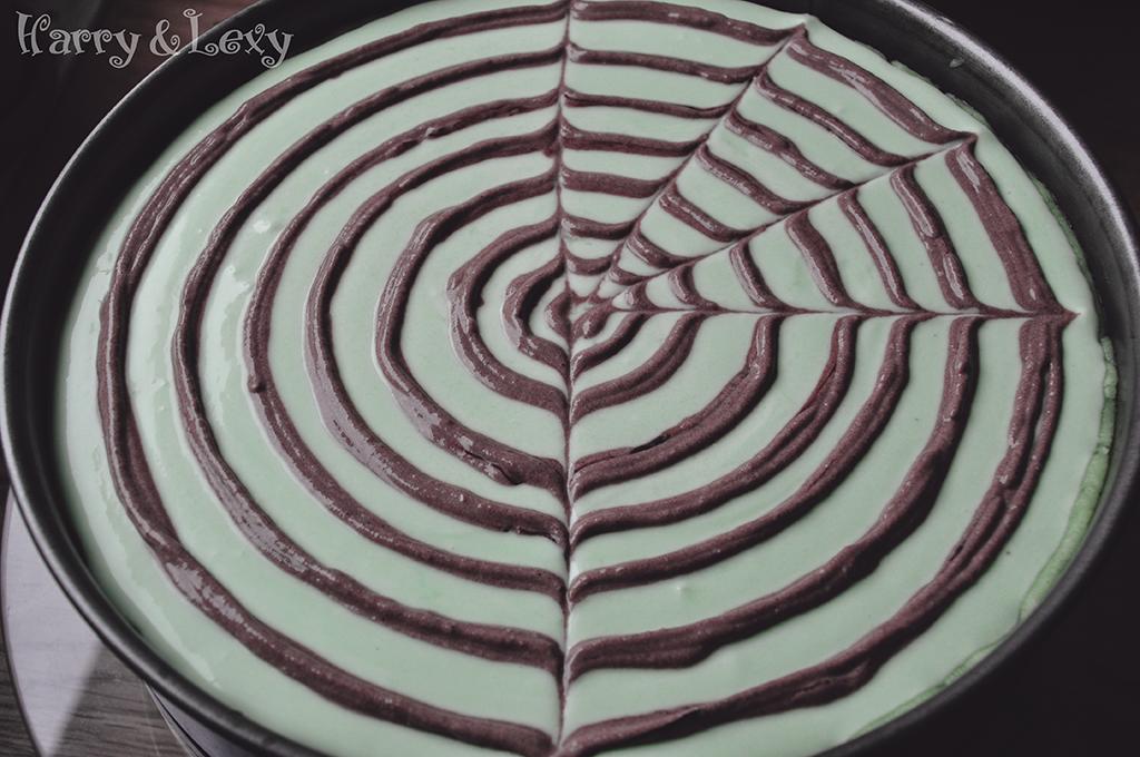 how-to-make-spiderweb-cheesecake
