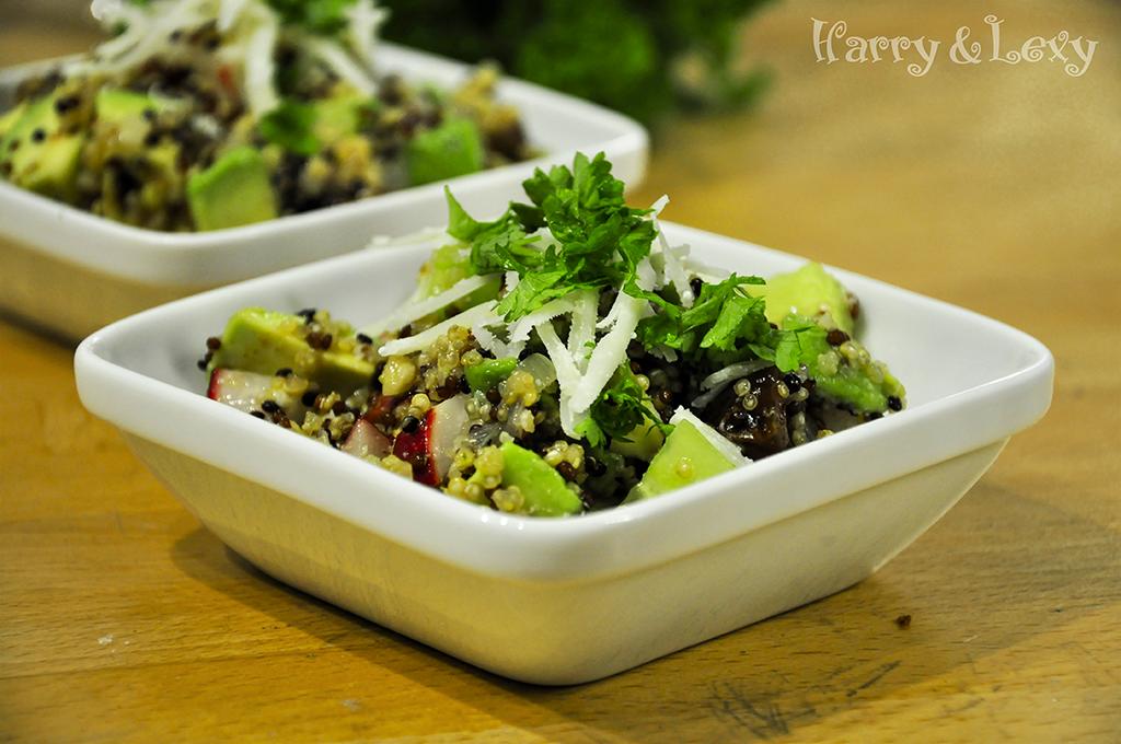 quinoa-and-avocado-salad