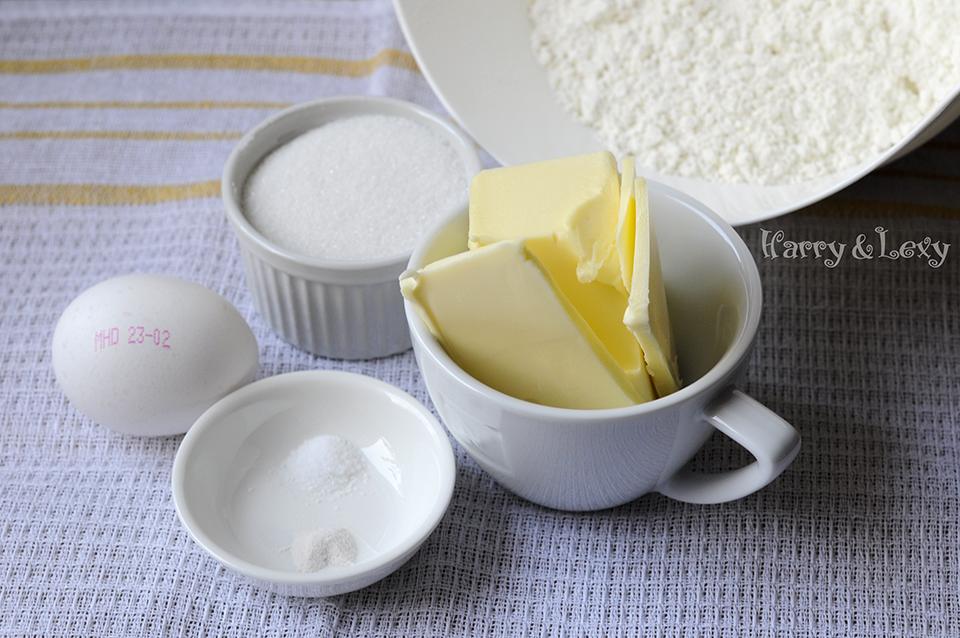 Cheesecake Ingredients