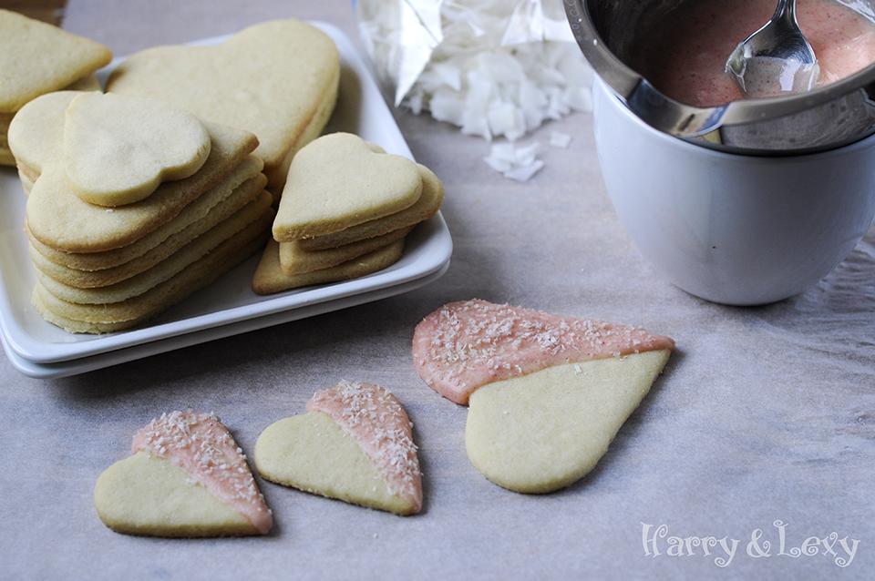 Heart Shaped Cookies Recipe