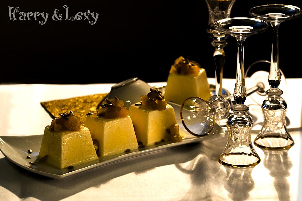 Apple and Cream Cheese Parfait