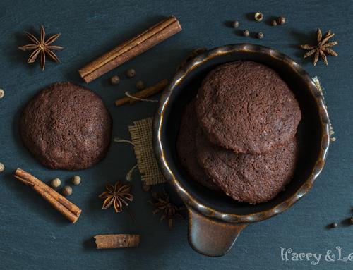 Какаови сладки с шоколад