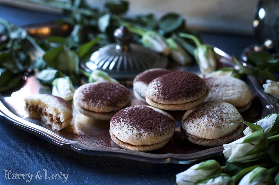 Cocoa Sandwich Cookies