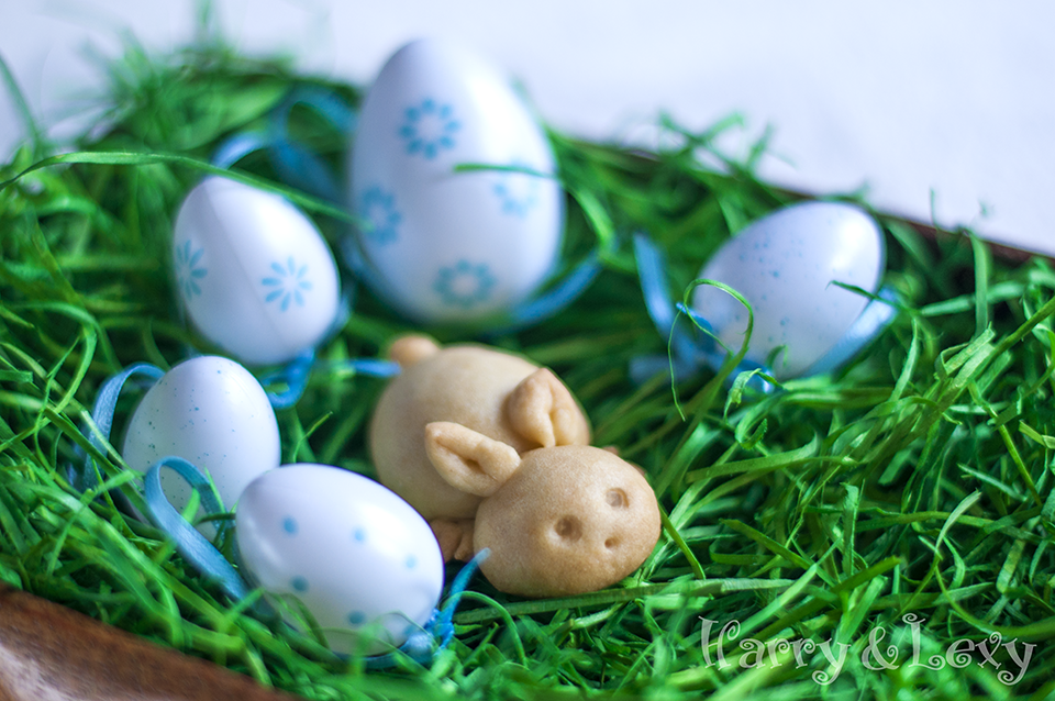Easter Recipe Ideas - Bunny Cookies