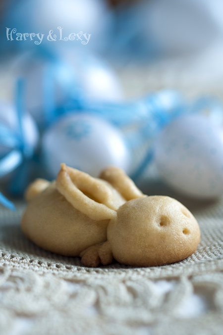 Easy Easter Bunny Cookie