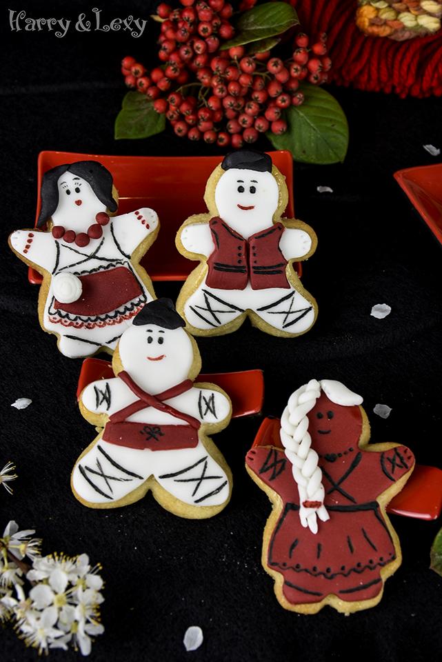 Fondant Sugar Cookies
