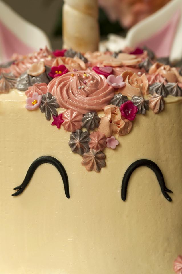 How to make Unicorn Cake Decoration