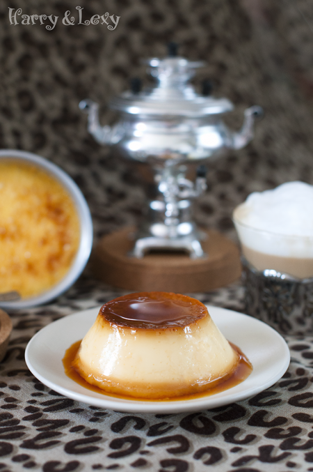 The Best Creme Caramel