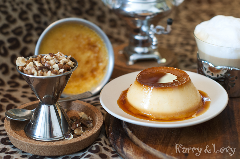 Cream Caramel Recipe