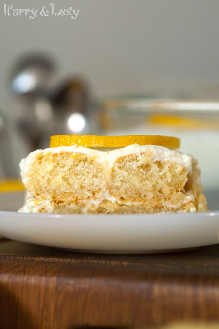 Greek Yogurt Cake with Lemons