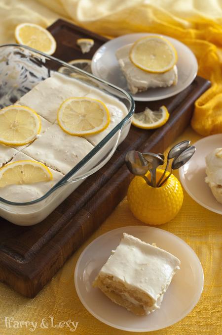 Lemon Yogurt Dessert Recipe