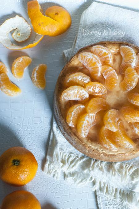 Clementine Cheesecake Recipe