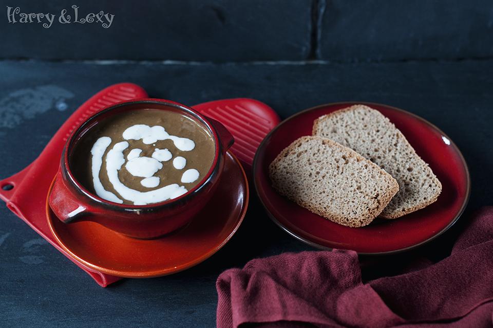 Lentil Cream Soup Recipe