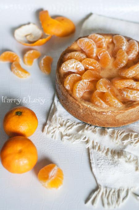 Mandarin Cheesecake Recipe