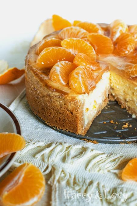 Tangerine Cheesecake Recipe