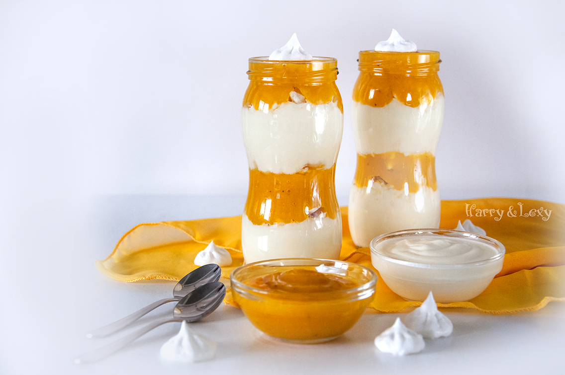 Easy Mango Mousse Recipe